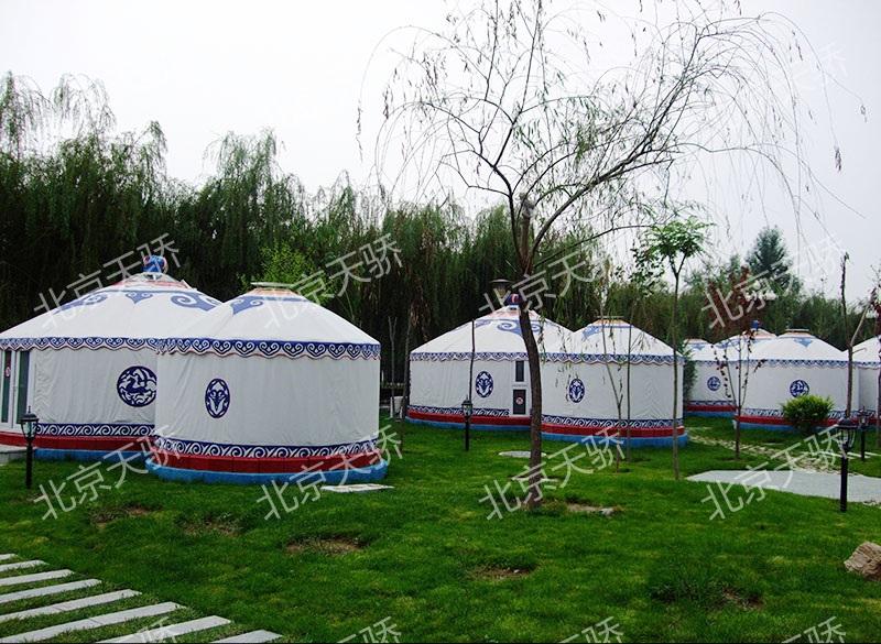 蒙古包厂家,豪华蒙古包